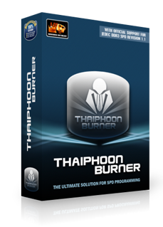 Thaiphoon Burner - Official Support Website